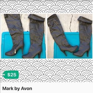 Mark by Avon grey boots